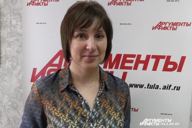 Ирина Кудинова.