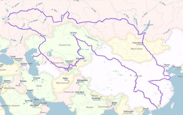 64 страны и 600 городов прошёл Владимир ВАИРО