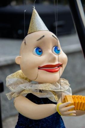 Кукла – это особенное создание.