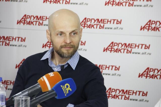 Иван Вырыпаев.