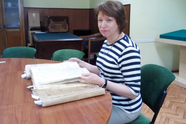 Елена Рохацевич: «В архиве хранится огромный массив документов, свидетельствующих о преследовании священнослужителей».