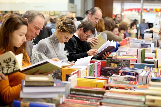книги, читатели,