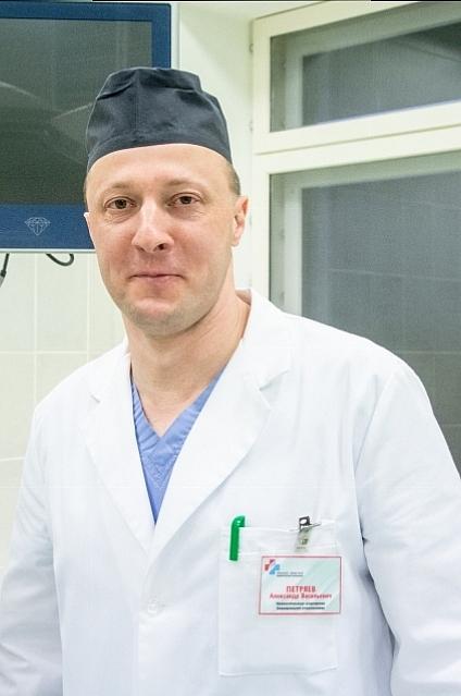 Александр Петряев.