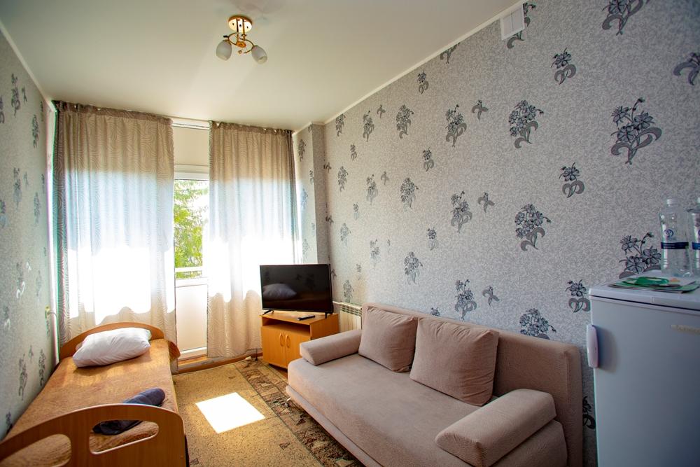 После банкета можно будет отдохнуть в уютном номере.