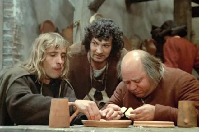 «Легенда о Тиле», 1976 год.