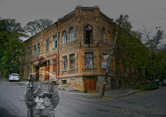 Проект Алексея Тенчурина «Рядом они»