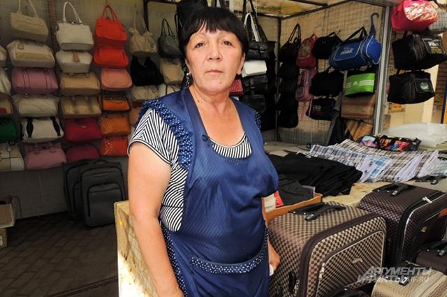 Густум Бахтиярова работает продавцом уже год