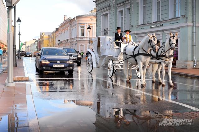 Москва, Большая Никитская