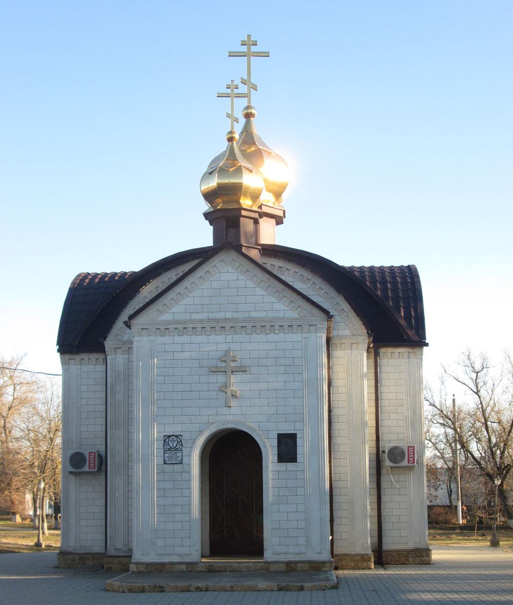 Храм на Ставрополье