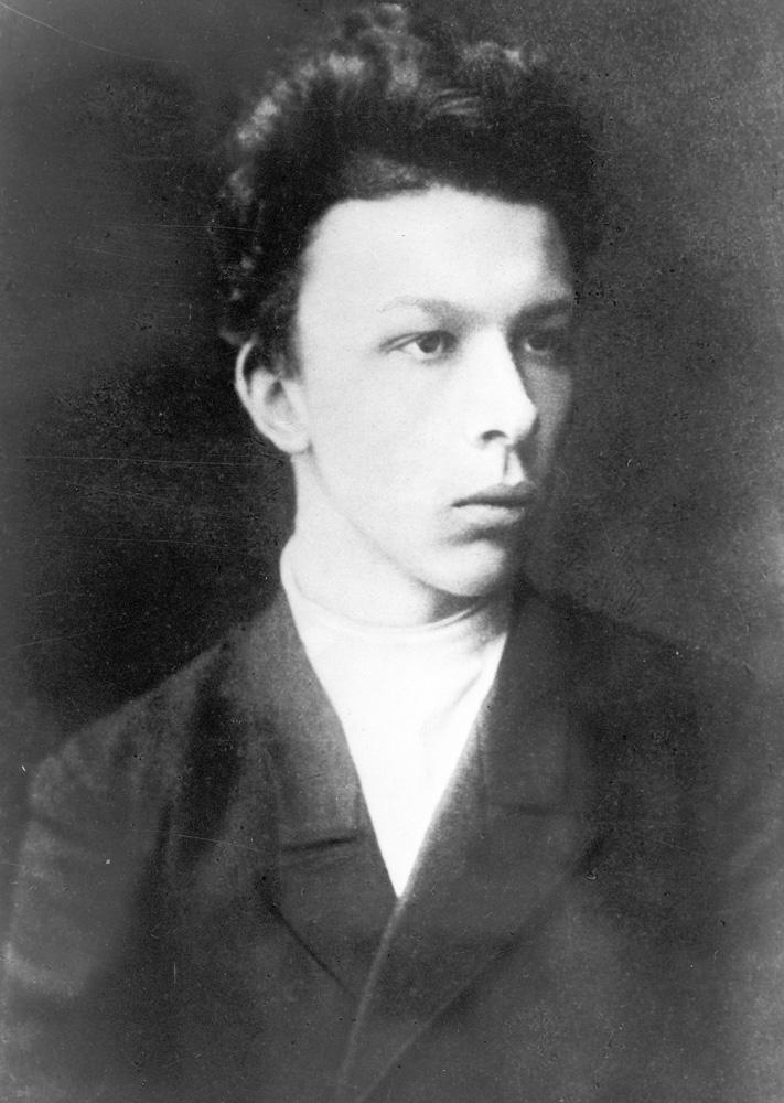 Александр Ульянов, 1887  г.