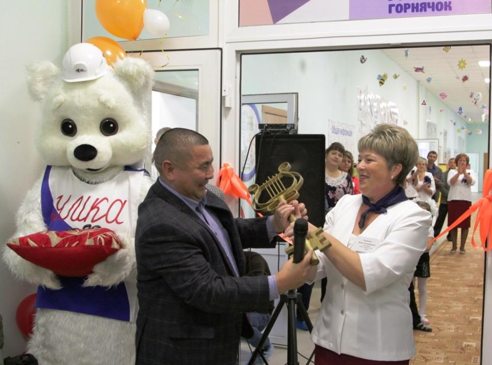 Открытие инновационного детского сада стало для варненцев настоящим праздником.
