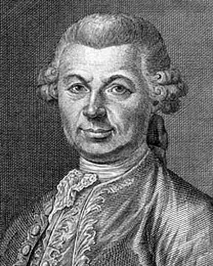 Портрет Карло Гоцци.