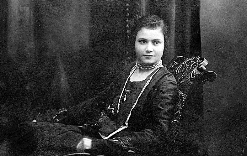 Мама Леонида Станишевского, 1931 год.