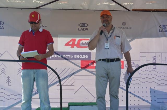 Фабрициус комментировал происходящие соревнования.