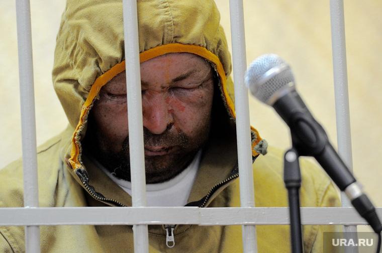 Денис Мурашов выглядел на судебном заседании совершенно в ином виде по сравнению с тем, когда его задержали.