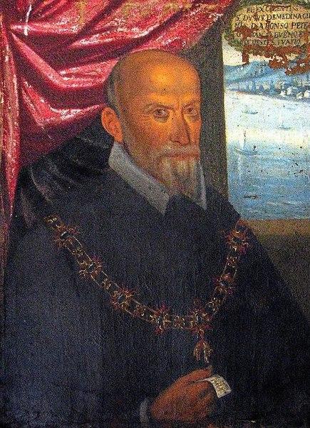 Дон Алонсо Перес де Гусман.