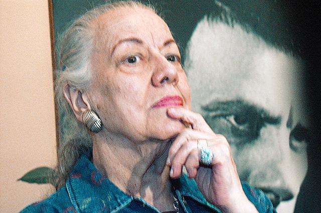 Патриция Томпсон. 2003 г.
