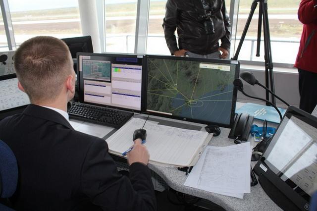 У каждого диспетчера своя зона ответственности.