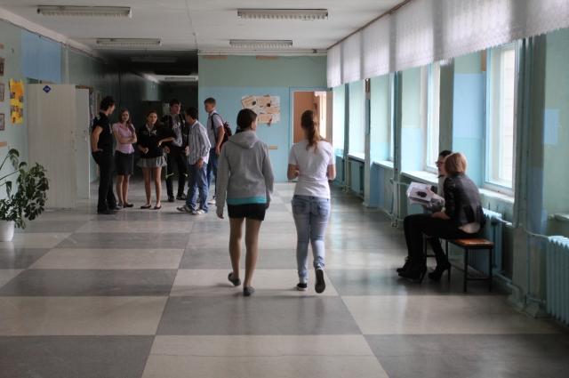Инцидент произошел в одной из школ Новосибирска