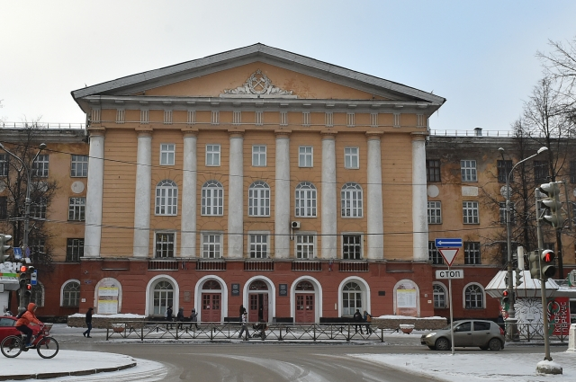 Пермский строительный колледж станет современной площадкой по подготовке специалистов.