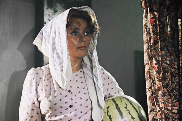 Загубленная карьера, рак, одиночество. Судьбы актрис Белого солнца пустыни | Персона | Культура | Аргументы и Факты