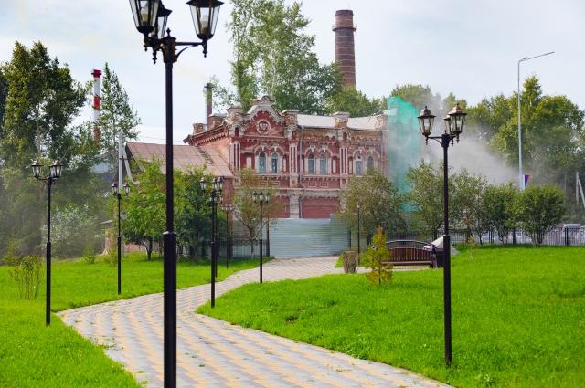 В год 300-летия Кузбасса планируют завершить реставрацию городского краеведческого музея.