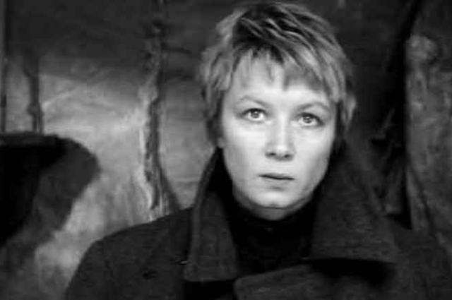 Алла Демидова в фильме «Служили два товарища» (1968)