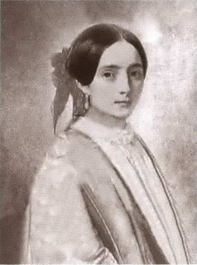 Предполагаемый портрет Луизы Симон-Деманш.