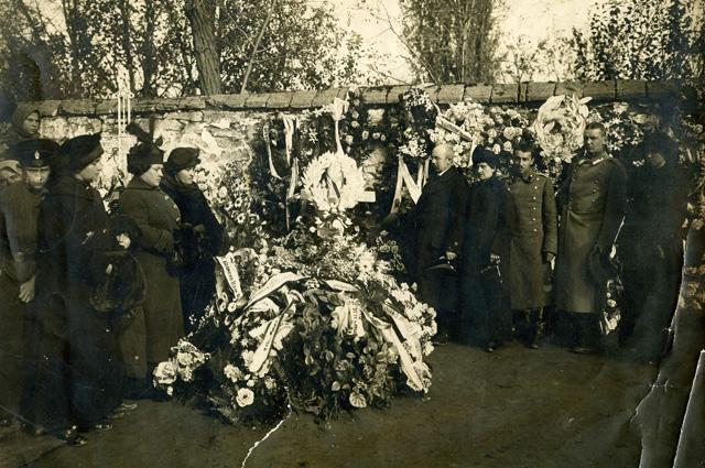 Похороны Риммы Ивановой
