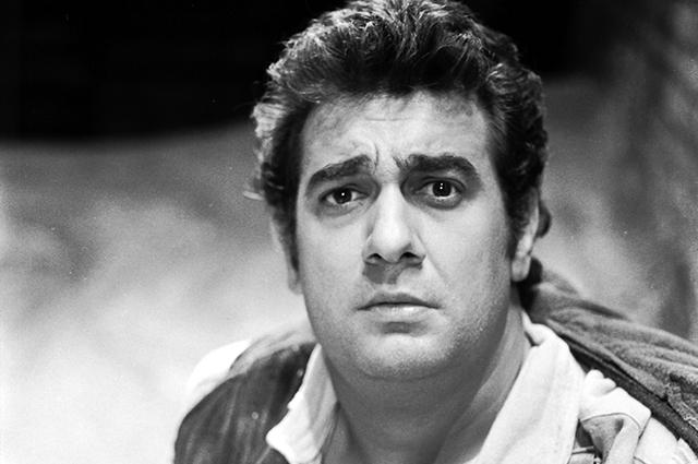 Пласидо Доминго, 1977 год.