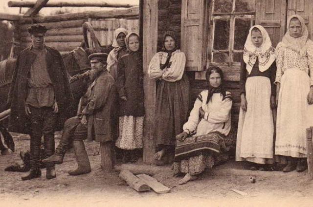 В Касьянов день кресьяне даже не хотели выходить из дома.