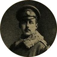 Поручик Шиловский в годы Первой мировой войны.