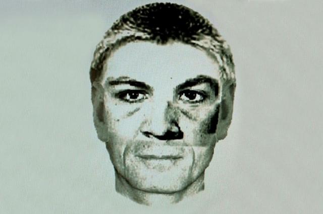 Составлен фоторобот одного из подозреваемых