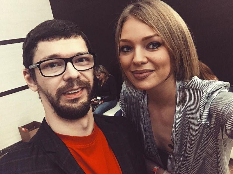 Гузель Хасанова с братом Ильясом.