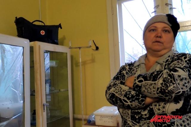 Санитарку Наталью «оптимизировали» в уборщицу.