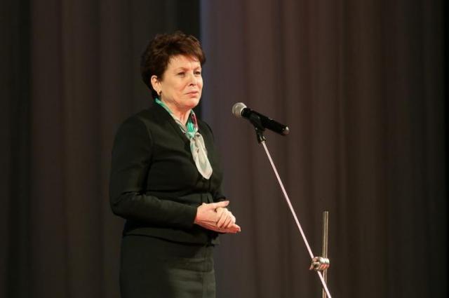 «Будущее Ростова, будущее России зависит от вас и находится в ваших руках», - подчеркнула, обращаясь к стипендиатам, Елена Кожухова.