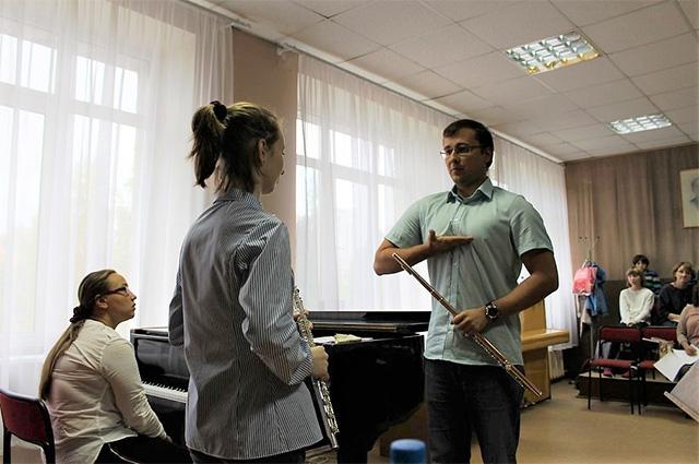 Омскому музыкальному образованию исполняется 100 лет.