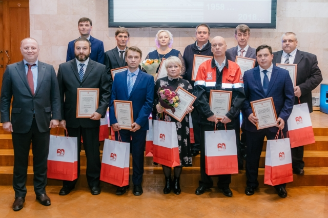 Работники предприятия, которым объявили Благодарность ПАО «ЛУКОЙЛ».