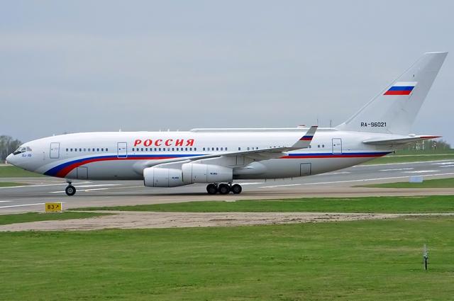 Ил-96-300ПУ.