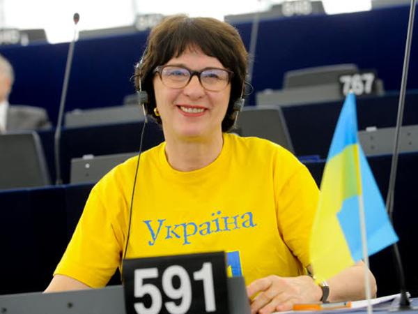 Депутат Европарламента Сандра Калниете