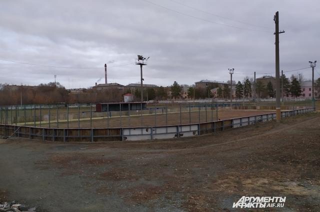 Около 80 миллионов рублей потребуется на строительство ФОКа и реконструкцию стадиона.