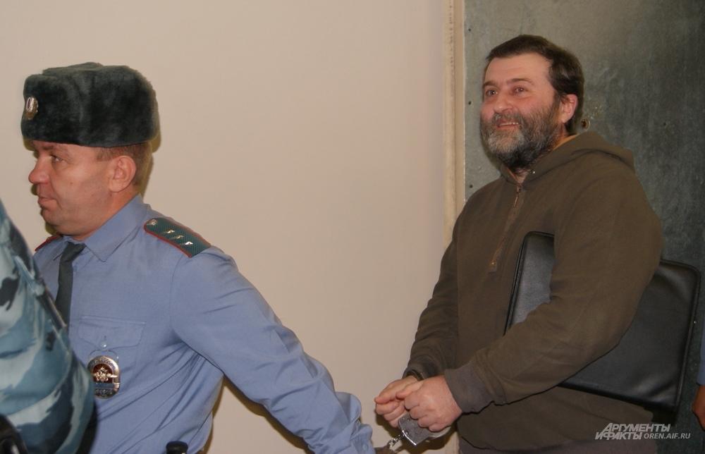 Процесс по делу секты Вячеслава Веснина.