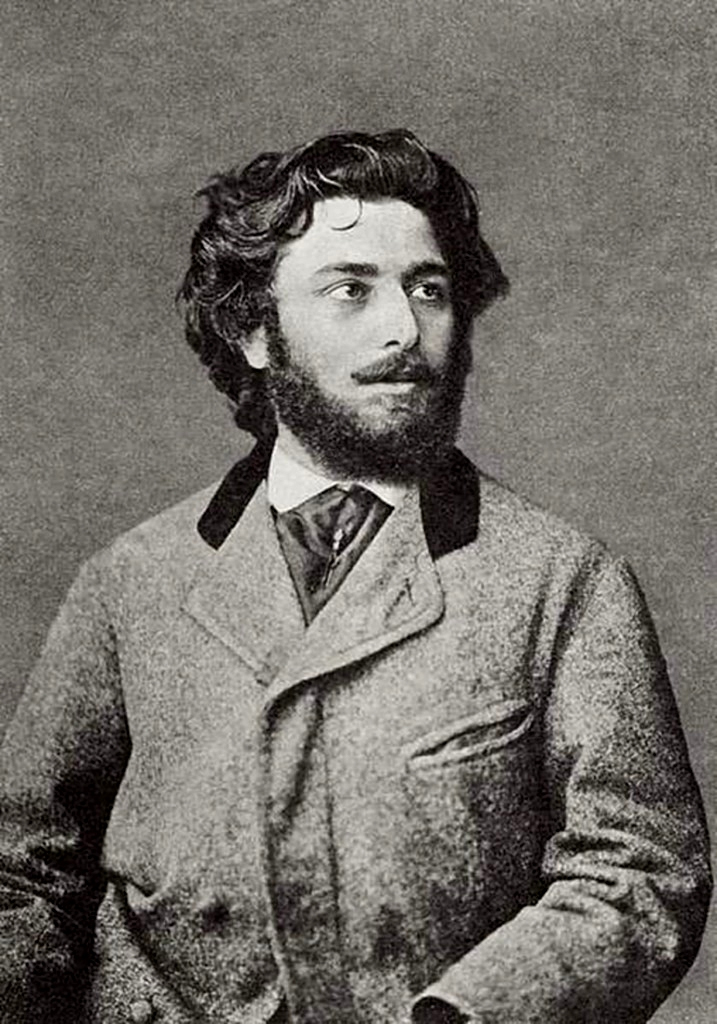 А. И. Куинджи в 1870-х гг.
