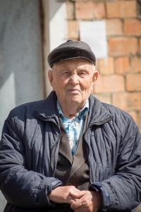 Ветеран Михаил Дурновцев