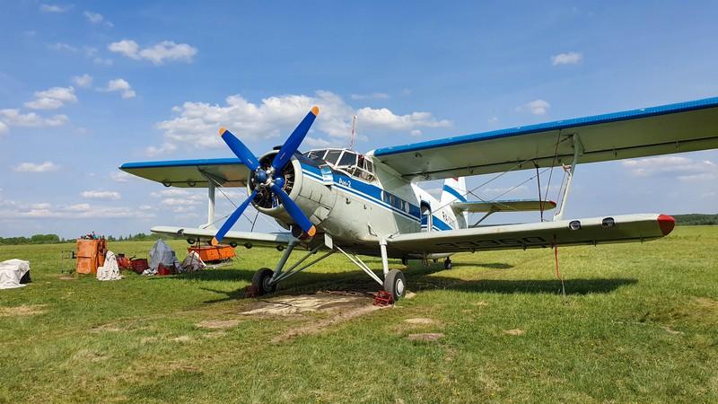 Арендованный самолет