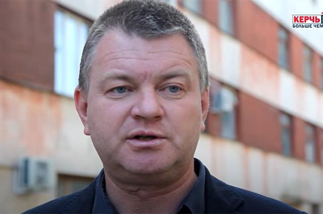 Экс-мэр Керчи Сергей Бороздин.