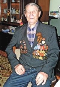 Василий Щербаков.