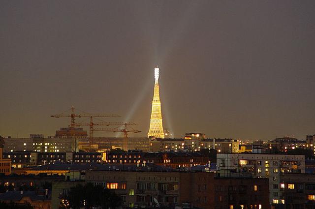 Башня на Шаболовке