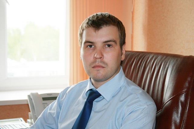 Заместитель главы администрации г.Пензы Юрий Ильин