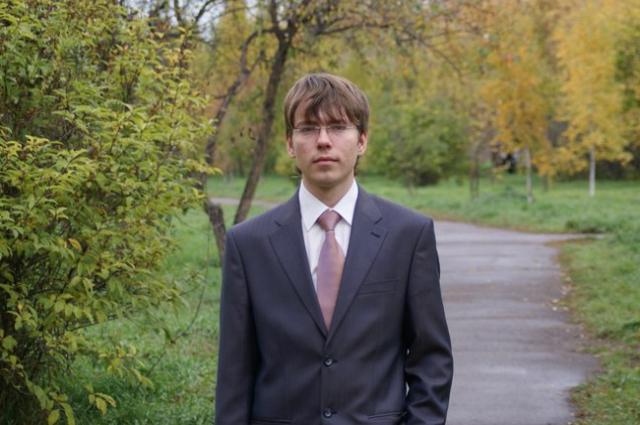 Борис Лобастов.